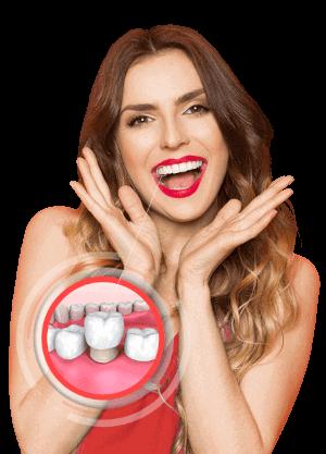 Dental Crown Patient