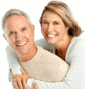 Image of a Dental Implant Couple